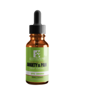Apawthecary Hemp Oil Horse Oral Drops Apple Cinnamon 50 ml