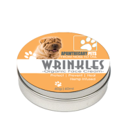 Apawthecary Hemp Oil Pet Wrinkles Cream Tin 60 gm