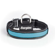 Energizer Dog Blaze USB Collar Blue LG