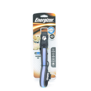 Energizer Dog Blaze USB Collar Blue MED