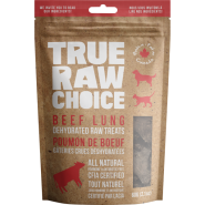 TRC Dog/Cat Dehydrated Raw Treats Beef Lung 60 g
