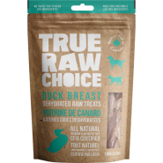TRC Dog/Cat Dehydrated Raw Treats Duck Breast 100 g