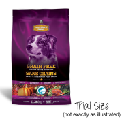 Wholesome Blend GF Salmon Recipe Dog Food Trial 80/120 gm