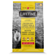 Lifetime Cat ALS Chicken Turkey & Oatmeal 2.27 kg