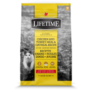 Lifetime Cat ALS Chicken Turkey & Oatmeal 6.5 kg