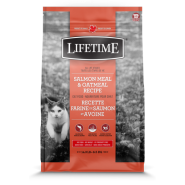 Lifetime Cat ALS Salmon & Oatmeal 6.5 kg