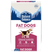NB Fat Dogs Chicken & Salmon Low Calorie 28 lb