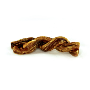 Foufou Boucherie Double Braided Beef Pizzle 6""