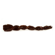 Foufou Boucherie Double Braided Beef Pizzle 12""