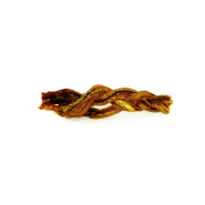 Foufou Boucherie Double Braided Pork Pizzle 6""
