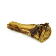 Foufou Boucherie Beef Marrow Bone Stuffed w/ Turkey 8""