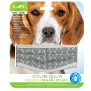 FouFIT Cooling Collar Grey LG