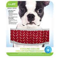 FouFIT Cooling Collar Red MED