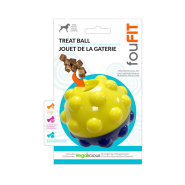 FouFIT Bumpy Treat Ball One Size