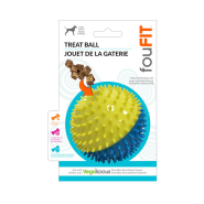FouFIT Spiky Treat Ball One Size