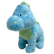 FouFIT Dino Plush Toy Blue LG