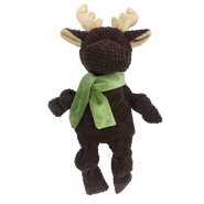 Foufou Knotted Woodland Toy Moose SM