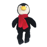 FouFIT Very Merry Knotted Toy Penguin LG