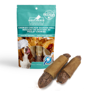 Foufou Boucherie Chorizo Chicken Sausage Roll 2 ct