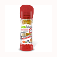 Foufou Vegalicious Healthy Food Enhancer for Dogs 1.4 oz