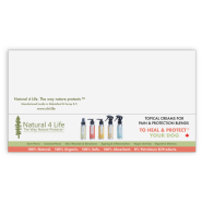 Natural 4 Life Shelf Talker
