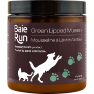 Baie Run Dog/Cat Green Lipped Mussel+ 175 g