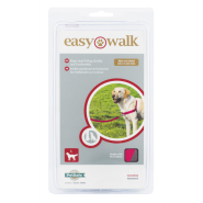Easy Walk Harness Large Raspberry Pink