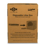 ScoopFree Disposable Litter Box