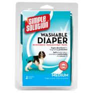 Simple Solution Washable Female Diaper Medium
