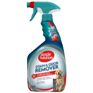 Simple Solution Stain & Odor Remover Spray 32 oz