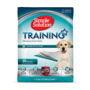 "Simple Solution Original Training Pads 23x24"" 50 pk"