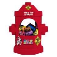 Bags on Board Fire Hydrant Counter Display 840 ct