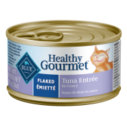 Blue Cat Healthy Gourmet Flaked Tuna in Gravy 24/3 oz