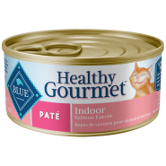 Blue Cat Healthy Gourmet Indoor Salmon Pate 24/5.5 oz