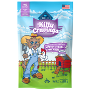 Blue Kitty Cravings Crunchy Chicken 2 oz