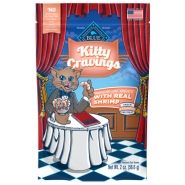Blue Kitty Cravings Crunchy Shrimp 2 oz