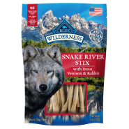 Blue Wilderness Snake River Stix 6 oz