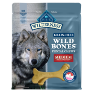 Blue Wilderness Wild Treat Dental Bones Regular 27 oz