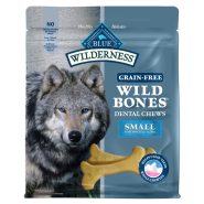 Blue Wilderness Wild Treat Dental Bones Small 27 oz