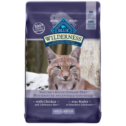 Blue Cat Wilderness GF Adult Chicken 12lb