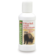 8in1 Ferretvite Vita-Sol Liquid Vitamin Ferrets 4 oz