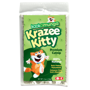 Kookamunga Catnip Poly Bag .5 oz