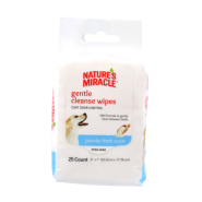 NM Gentle Cleanse Puppy Wipes 25 ct