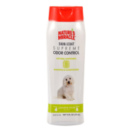 NM Supreme Odor Control Whitening Shampoo 16 oz