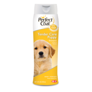 Perfect Coat K9 Tender Care Puppy Shampoo Baby Powder 16 oz