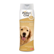 Perfect Coat K9 Natural Oatmeal Shampoo French Vanilla 16 oz