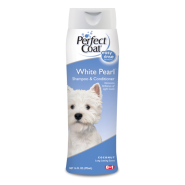 Perfect Coat K9 White Pearl Shampoo/Conditioner Coconut 16oz
