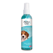 Perfect Coat K9 Baby Powder Freshening Spray 8 oz