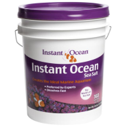 Instant Ocean Sea Salt 160 gal