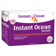 Instant Ocean Sea Salt 200 gal